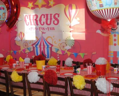 circus party 05