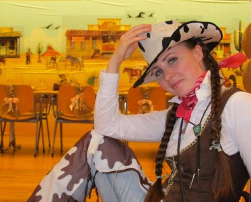 cow girl party 3