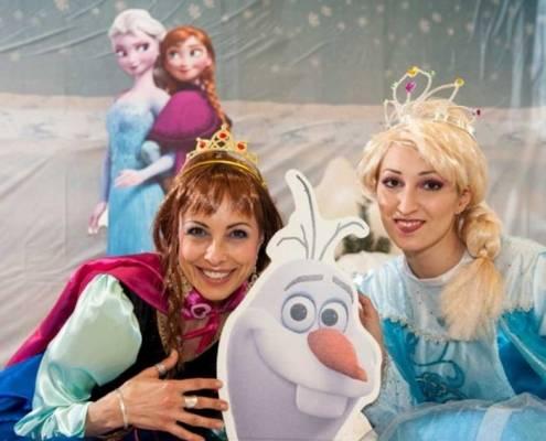 frozen party 01