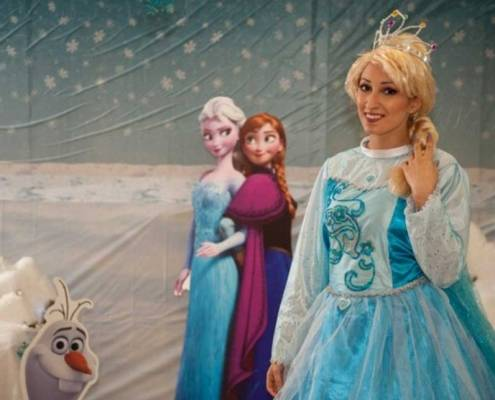 frozen party 10