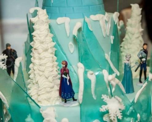 frozen party 11