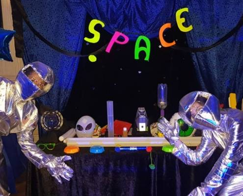 space party 10