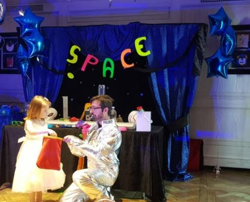 space party 18