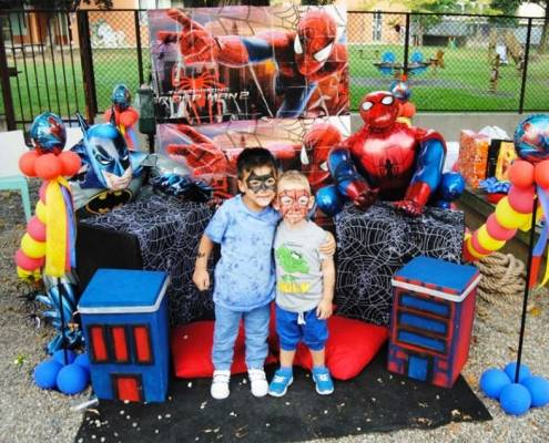 spiderman party 2