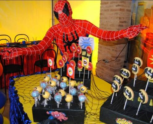spiderman party 5