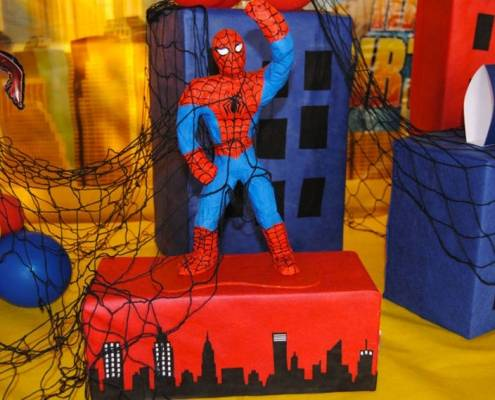 spiderman party 6