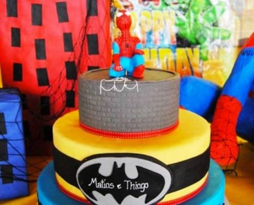 spiderman party 8