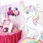 festa a tema unicorno lugano