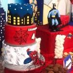 spiderman birthday party lugano