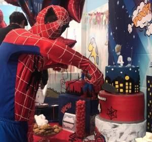 spiderman party verona, milan, lugano