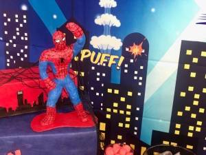 spiderman party verona
