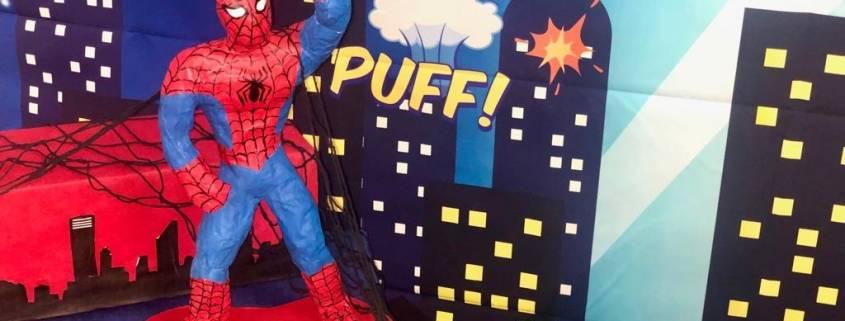 spiderman party verona