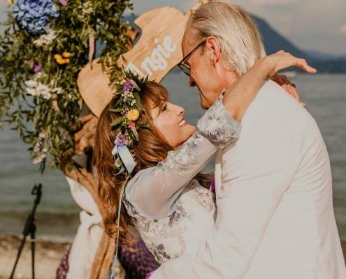 Romantic Wedding on Amalfi Coast