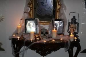 halloween party decoration lugano