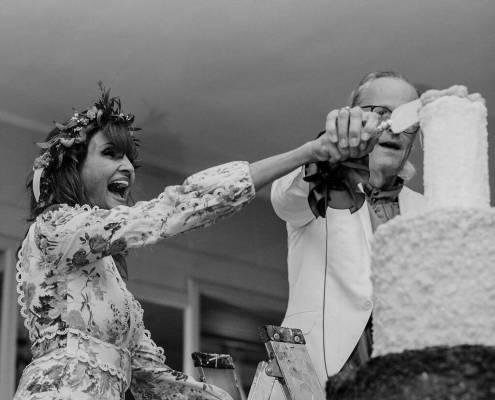 Hippie Wedding Lake Como