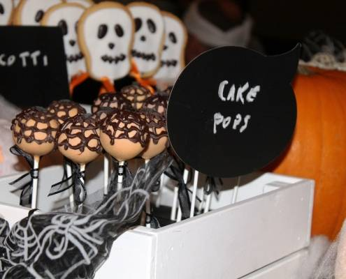 candy bar halloween party lugano