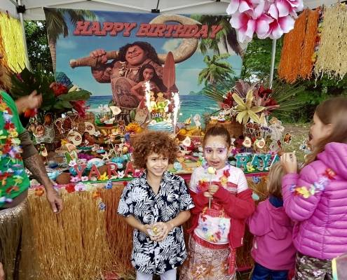 oceania kids party lugano