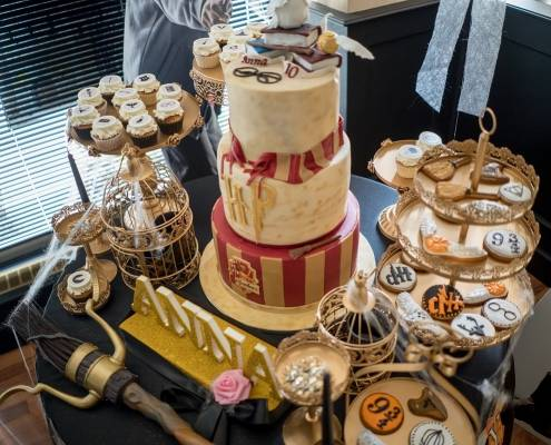 Harry Potter Sweet table party Lugano